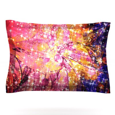 Out There by Ebi Emporium Featherweight Pillow Sham Size: King, Fabric: Cotton