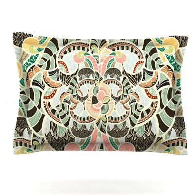 Too Much by Danny Ivan Featherweight Pillow Sham Size: Queen, Fabric: Woven Polyester