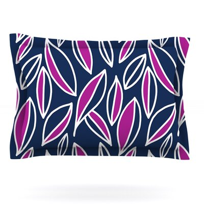 Leaving Magenta by Emine Ortega Featherweight Pillow Sham Size: Queen