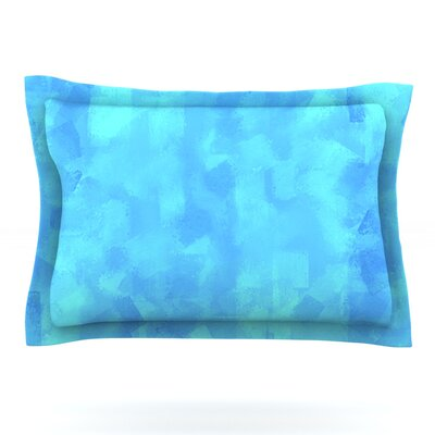 Convenience by CarolLynn Tice Featherweight Pillow Sham Size: King, Fabric: Cotton