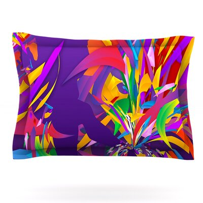 Shooting by Danny Ivan Featherweight Pillow Sham Size: Queen, Fabric: Cotton
