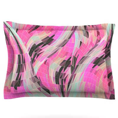 La Verite by Danny Ivan Featherweight Pillow Sham Size: Queen, Fabric: Cotton