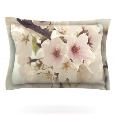 Divinity by Catherine McDonald Featherweight Pillow Sham Size: Queen, Fabric: Cotton