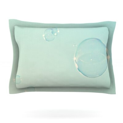 Wonder by Susannah Tucker Featherweight Pillow Sham Size: Queen, Fabric: Cotton
