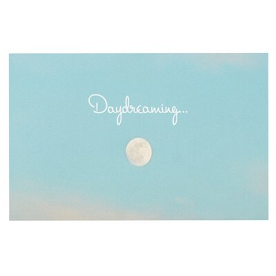 Beth Engel Day Dreaming Sky Clouds Doormat