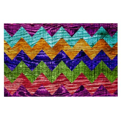 Beth Engel Natural Flow Chevron Doormat