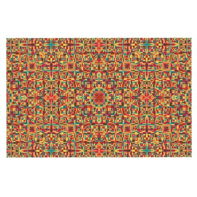 Allison Soupcoff Circus Doormat