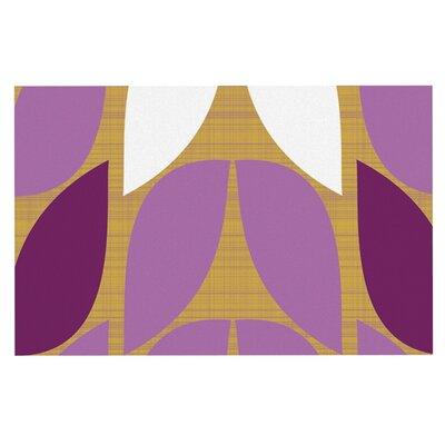 Pellerina Design Orchid Petals Doormat