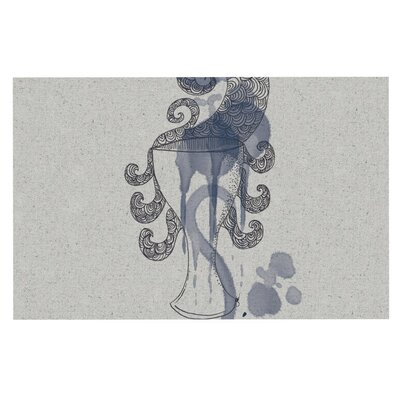 Belinda Gillies Aquarius Doormat