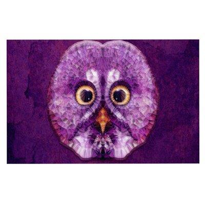 Ancello Hoot! Owl Doormat