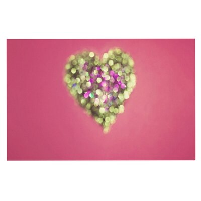 Beth Engel Make Your Love Sparkle Doormat