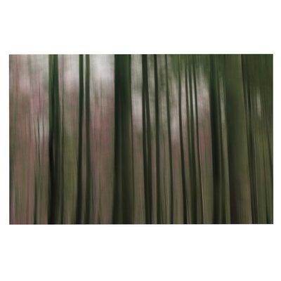Alison Coxon Forest Blur Doormat