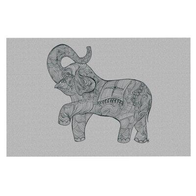 Belinda Gillies Elephant Doormat
