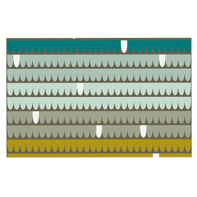 Pellerina Design Scallops Doormat
