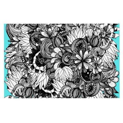 Anchobee Blumen Doormat