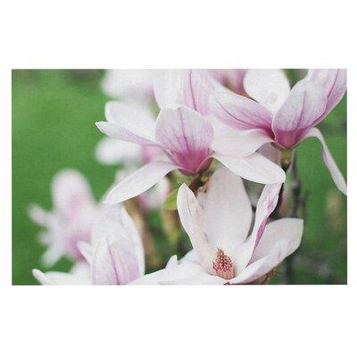 Angie Turner Magnolias Doormat