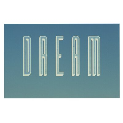 Galaxy Eyes Dream Print Doormat