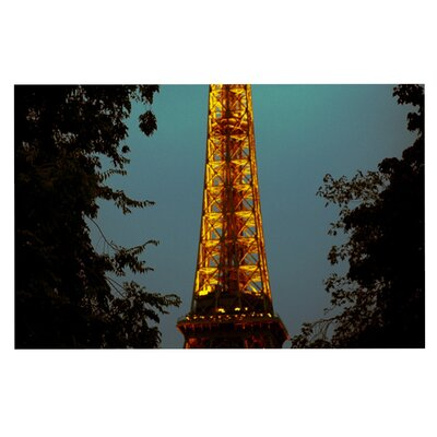 Ann Barnes Tour Eiffel Doormat