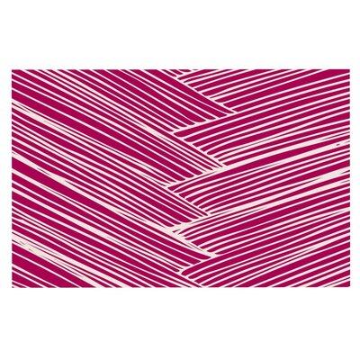 Anchobee 'Loom' Doormat