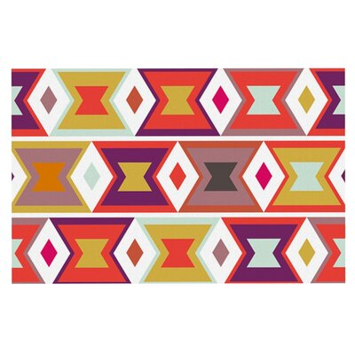 Pellerina Design Aztec Weave Doormat