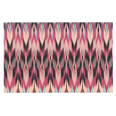 Amanda Lane Dreamhaze Tribal Doormat
