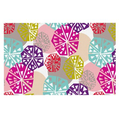 Agnes Schugardt Pie In the Sky Abstract Doormat