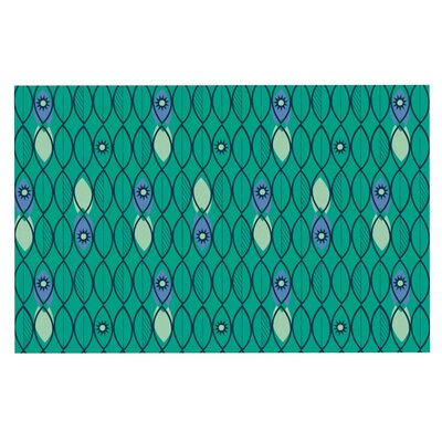 Allison Beilke Suncoast Emerald Doormat