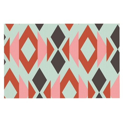 Pellerina Design Triangle Weave Doormat