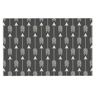Amanda Lane Tribal Arrows Doormat