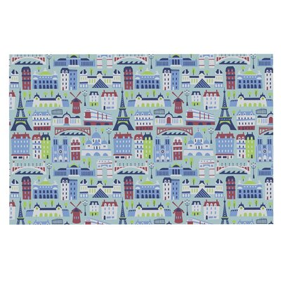 Allison Beilke JAdore Paris France Doormat