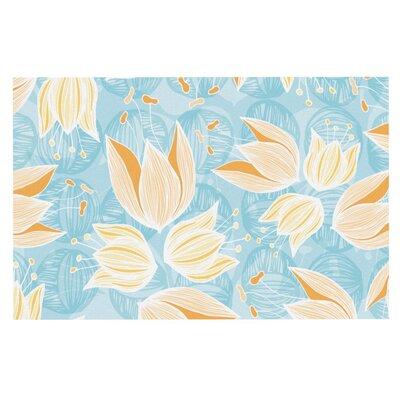 Anchobee 'Giallo' Doormat