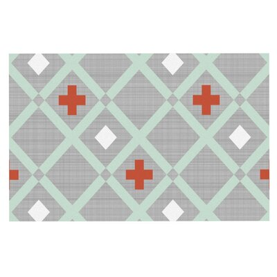 Pellerina Design Lattice Weave Doormat