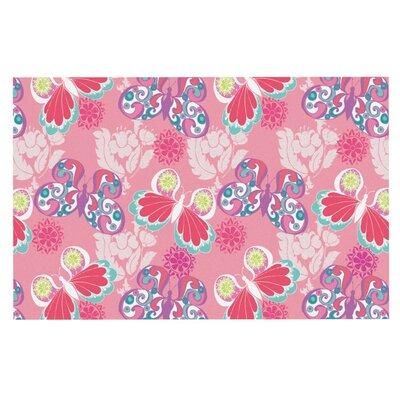 Anneline Sophia Baroque Butterflies Doormat
