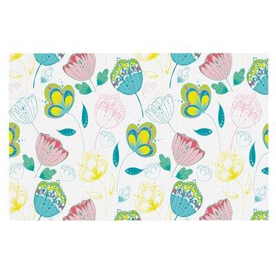 Anneline Sophia Indie Floral Doormat