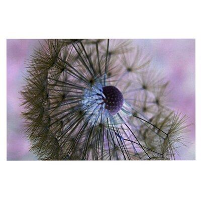 Alison Coxon 'Dandelion Clock' Doormat