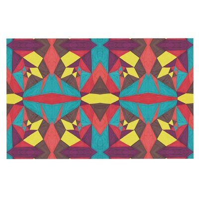 Empire Ruhl Abstract Insects Doormat