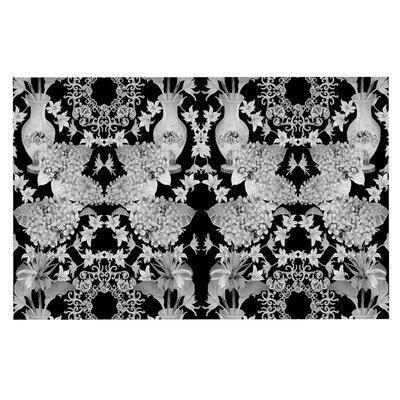 DLKG Design Versailles Doormat Color: Black