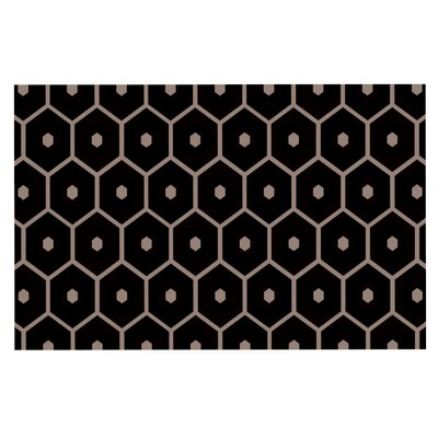 Budi Kwan Tiled Mono Decorative Doormat