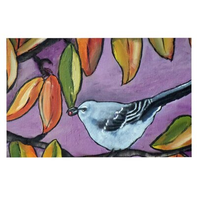 Cathy Rodgers Mockingbird Decorative Doormat