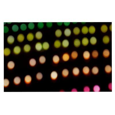 Catherine McDonald City Lights Decorative Doormat