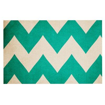 Catherine McDonald 2013 Chevron Decorative Doormat