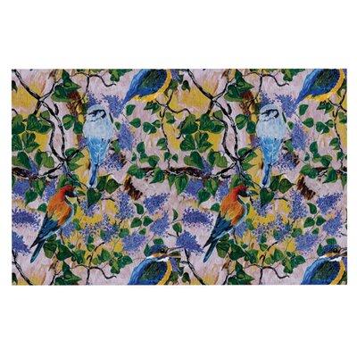 DLKG Design Birds Doormat