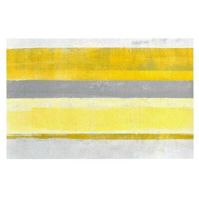 CarolLynn Tice Lemons Decorative Doormat Color: Yellow/Gray