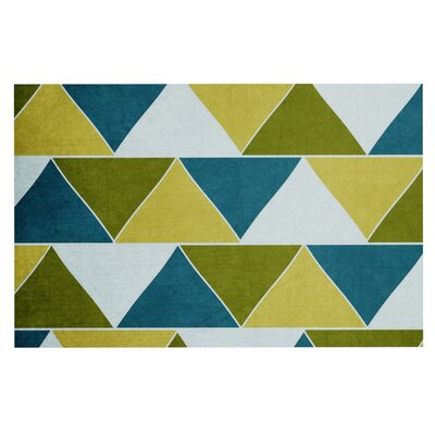 Catherine McDonald Mediterranean Decorative Doormat