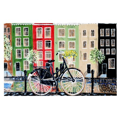 Christen Treat Bicycle Decorative Doormat