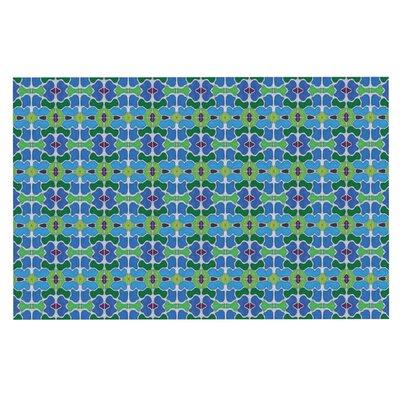 Empire Ruhl Sea Glass Doormat