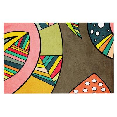 Danny Ivan Cosmic Aztec Doormat