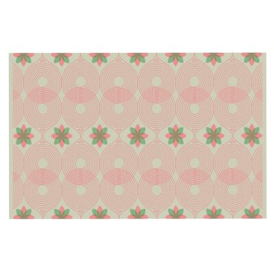 Deepti Munshaw #3 Doormat Color: Beige/Green
