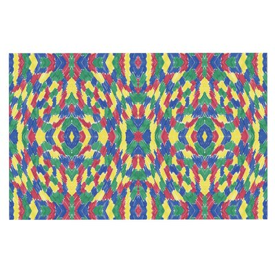 Empire Ruhl Energy Abstract Doormat