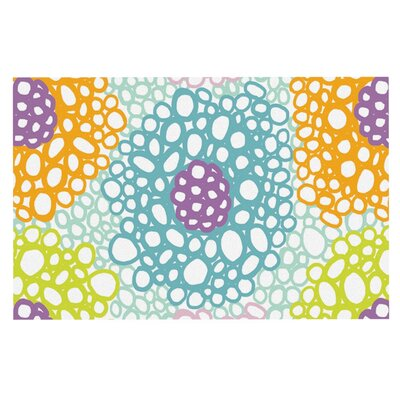 Emine Ortega Bubbly Doormat